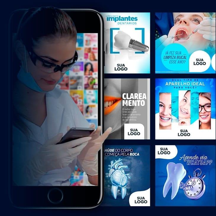 Marketing para Dentista Propaganda Odontológica Publiko