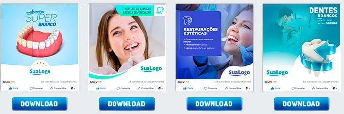 Posts para Dentistas turbinar suas mídias sociais.